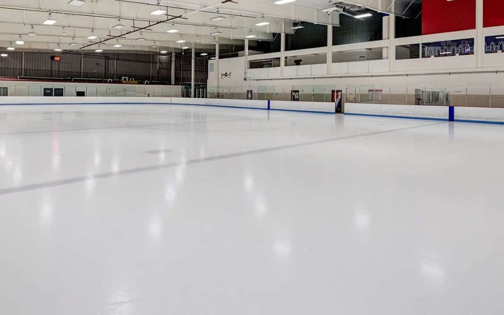 Omalley Sports Complex Ice Rinks Tack And Courts - Skate court flooring
